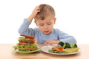Παράγοντες που επηρεάζουν τις διατροφικές συνήθειες των παιδιών