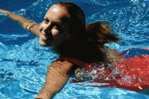 Κολύμπι κατά τη διάρκεια της κύησης