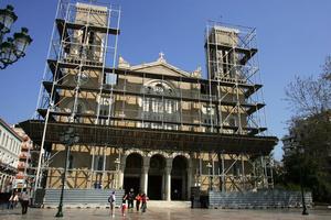 Αποκατάσταση ιερών ναών στο κέντρο της Αθήνας
