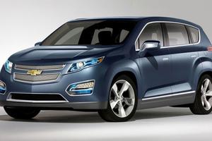 Η Chevrolet ετοιμάζει υβριδικό Crossover