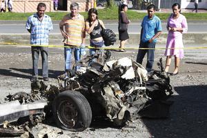 Νεκροί οκτώ αστυνομικοί στην Κολομβία σε ενέδρα που έστησαν ναρκέμποροι