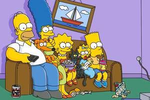 Στο χείλος του γκρεμού... οι Simpsons!