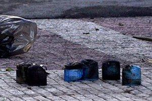 Γκαζάκια σε σύνδεσμο του Ολυμπιακού στην Κυψέλη