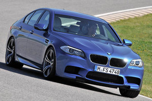 Το πρώτο βίντεο της νέας BMW M5!