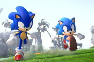 Τα επίπεδα του Sonic Generations