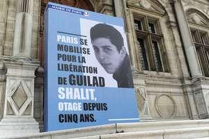 Διαδήλωσαν υπέρ της απελευθέρωσης του Γκιλάντ Σαλίτ