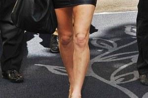 Σε ποιά ανήκουν αυτά τα καλλίγραμμα πόδια;