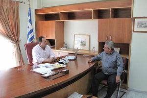 Συνάντηση για την τακτοποίηση αυθαιρέτων στο Ηράκλειο