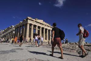 «Η χρονιά της Ελλάδας στον τουρισμό»