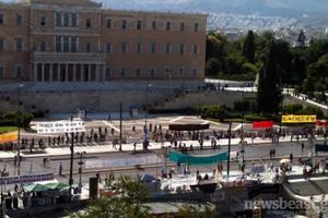 Απροσπέλαστο το κέντρο της Αθήνας