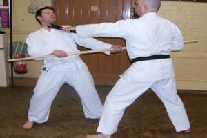 Γνωριμία με τις πολεμικές τέχνες