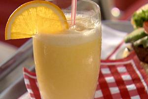 Smoothie πορτοκαλιού