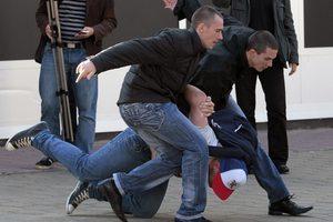Καταδικάστηκαν 140 διαδηλωτές στη Λευκορωσία