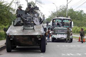 Σε κόκκινο συναγερμό οι ένοπλες δυνάμεις της Κολομβίας