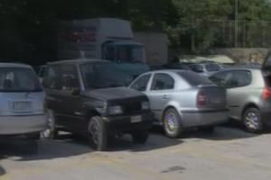 Έκλεψαν κι έσκασαν τα λάστιχα σαράντα αυτοκινήτων!