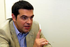 Να μην εκποιηθεί η ΕΑΒ, ζήτησε ο Αλέξης Τσίπρας