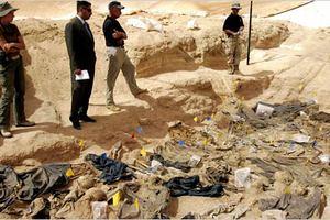 Ομαδικός τάφος 900 ανθρώπων βρέθηκε στο Ιράκ