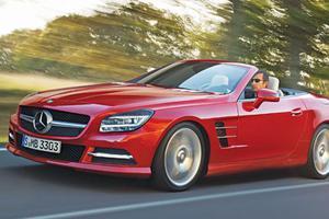 Εντυπωσιάζει η νέα Mercedes SL