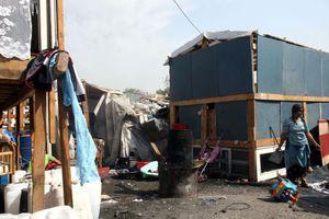 Αναβάλλεται η κατεδάφιση του καταυλισμού Ρομά στο Χαλάνδρι
