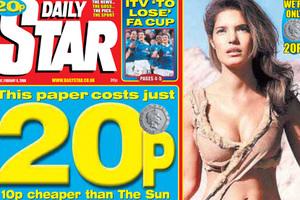 Η Σκότλαντ Γιάρντ ψάχνει και τα γραφεία της Daily Star