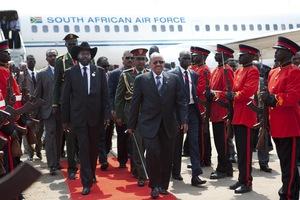 Ενεργειακά θέματα στη συνάντηση των προέδρων Σουδάν και Νοτίου Σουδάν