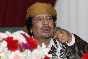 Προσφυγή στη Χάγη κατά του Καντάφι
