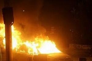 Πυρπολήθηκαν πέντε οχήματα στο Μαρούσι