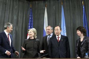 Ελπίδες για επανέναρξη συνομιλιών για το Μεσανατολικό