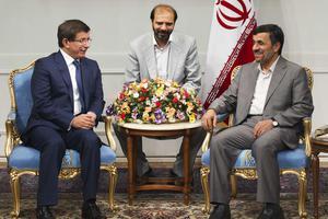 Επίθεση Αχμαντινετζάντ σε ΗΠΑ και Ισραήλ