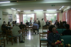 «Tο γηροκομείο αυτό θα είναι πολύ χρήσιμο για την περιοχή»