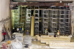 Συνεχίζεται η απομάκρυνση του υδραργύρου στο Μετρό Θεσσαλονίκης