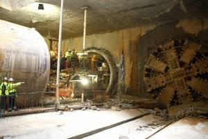 Με ταχύτερους ρυθμούς η κατασκευή του Μετρό Θεσσαλονίκης