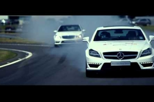 Mercedes: «χορογραφία» με 4 AMG