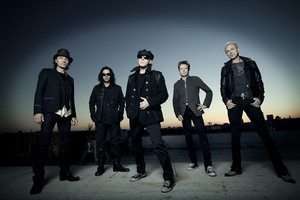 Παγκόσμια περιοδεία για τους Scorpions