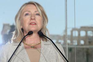 Στην Αίγυπτο η Χίλαρι Κλίντον