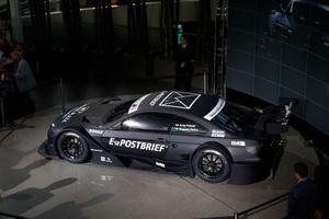 Η BMW αποκαλύπτει την M3 DTM Concept Car