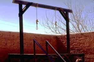 Απαγχονίστηκαν τέσσερις άνθρωποι στο Ιράν