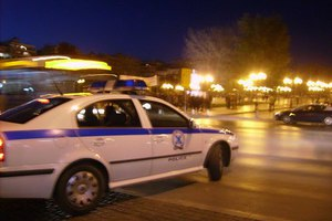 Έσκασαν λάστιχα αυτοκινήτων της Χρυσής Αυγής στα Ιωάννινα