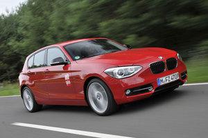 H νέα BMW Σειρά 1
