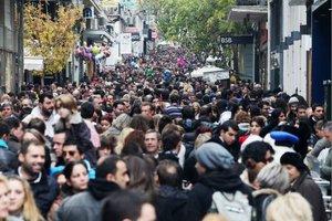 Μειώθηκε ο πληθυσμός της Ελλάδας