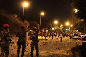 Τουλάχιστον 35 οι νεκροί μόνο στην Ταχρίρ