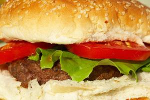 Σπιτικό burger
