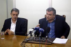 Μέτρα εξυγίανσης των δήμων ανακοίνωσε ο Καστανίδης