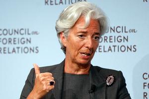 Έκκληση Λαγκάρντ για τη μεταρρύθμιση του ΔΝΤ