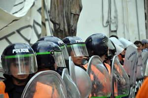 Αιματηρές συγκρούσεις αγροτών-αστυνομικών στην Αργεντινή