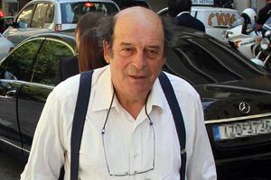 Επιστρέφει στον κινηματογράφο ο Μανούσος Μανουσάκης