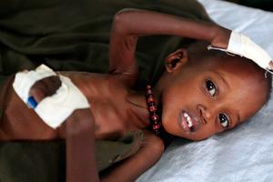 Εκατοντάδες χιλιάδες αντιμέτωποι με τον λιμό στη Σομαλία