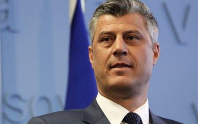 Η εντολή σχηματισμού κυβέρνησης στο Κόσοβο θα ανατεθεί πρώτα στον Θάτσι