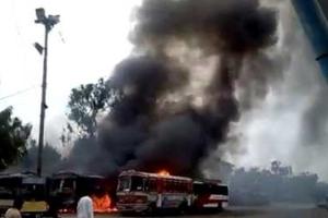Τουλάχιστον 9 νεκροί από έκρηξη βόμβας στo Πακιστάν