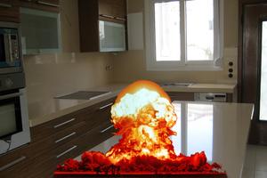Προσπάθησε να κατασκευάσει... πυρηνικό αντιδραστήρα